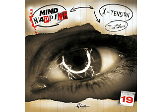 Mindnapping 19: X-Tension - 1 CD - Horror