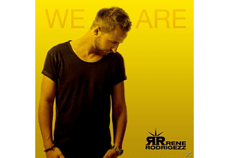 Rene Rodrigezz - We Are (2cd+Download) [CD]