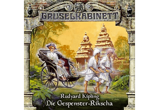 Gruselkabinett 31: Die Gespenster-Rikscha - 1 CD - Horror