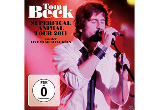 Tom Beck - Superficial Animal-Tour 2011 - (DVD)