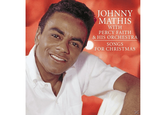 Johnny With Percy Faith & His Orchestra Mathis - Songs For Christmas - (CD)