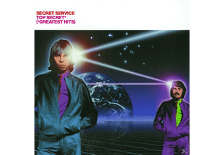 Secret Service - Top Secret-Greatest Hits - (CD)