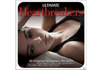 VARIOUS - Ultimate Heartbreakers - (CD)