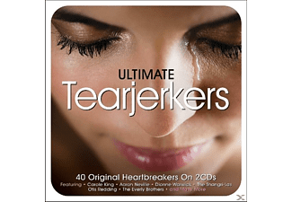 VARIOUS - Ultimate Tearjerkers - (CD)