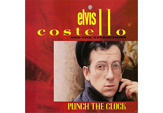 Elvis Costello & The Attractions - Punch The Clock (LP) - (Vinyl)