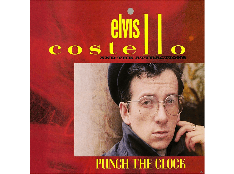 Elvis Costello & The Attractions - Punch The Clock (LP) [Vinyl]