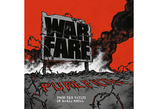 Warfare - Pure Filth: From The Vaults Of Rabid Metal(Ltd.Bl [Vinyl]