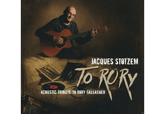 Jacques Stotzem - To Rory-Acoustic Tribute To Rory Gallagher [CD]