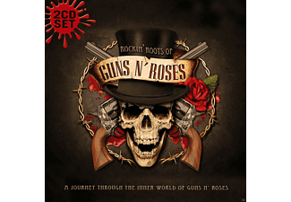 Guns N' Roses - Rockin Roots Of Guns N Roses - (CD)