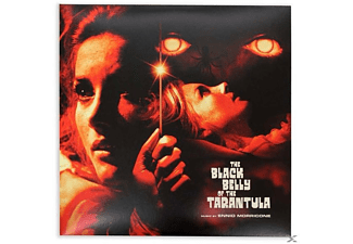 Ennio Morricone - Black Belly Of The Tarantula (2lp/180g) - (Vinyl)