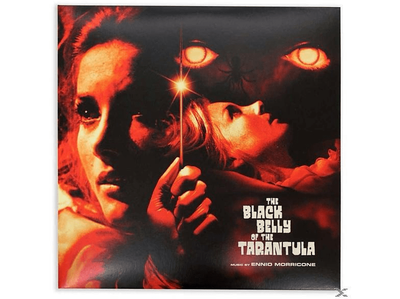 Ennio Morricone - Black Belly Of The Tarantula (2lp/180g) [Vinyl]