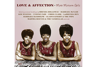 VARIOUS - Love & Affection-More Motown Girls - (CD)