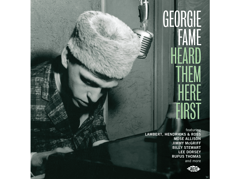 VARIOUS - Georgie Fame Heard Them Here First [CD]