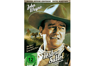Fest im Sattel - Tall in the Saddle - (DVD)