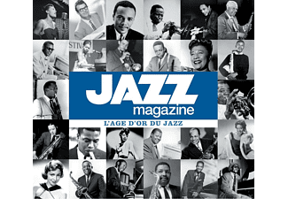 VARIOUS - Jazz Magazine: The Golden Age Of Jazz - (CD)