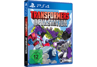 ARAL Transformers Devastation PlayStation 4