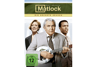 Matlock – Season 6 - (DVD)