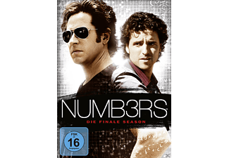 Numb3rs – Season 6 - (DVD)