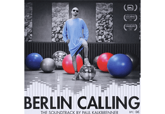 Paul Kalkbrenner - Berlin Calling Jewel Case CD