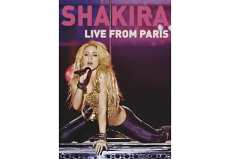 Shakira - Live From Paris - (DVD)