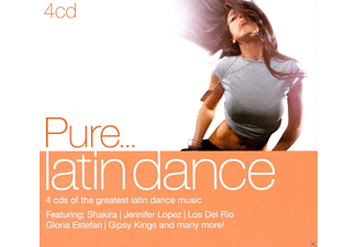 Pure... Latin Dance CD