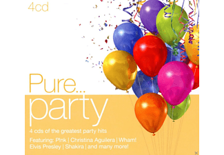 VARIOUS - Pure... Party - (CD)