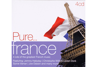 VARIOUS - Pure... France - (CD)