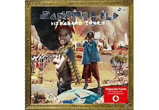 Santigold - Disparate Youth (2track) - (5 Zoll Single CD (2-Track))