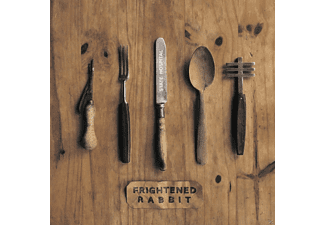 Frightened Rabbit - State Hospital - (Maxi Single CD)