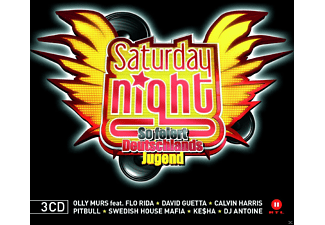 VARIOUS - Rtl2 Saturday Night - Das Party-Album Zur Sendung - (CD)