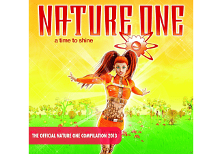 VARIOUS - Nature One 2013-A Time To Shine [CD]