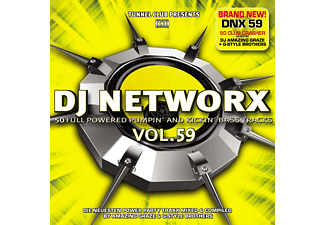 VARIOUS - Dj Networx Vol.59 - (CD)