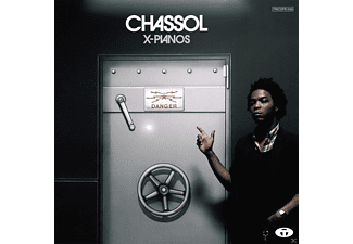 Chassol - X-Pianos - (CD)