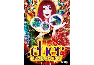 Cher - LIVE in Concert (Greatest Hits) - (DVD)