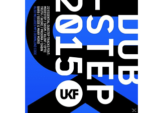 VARIOUS - Ukf Dubstep 2015 (Cd+Mp3) - (CD)