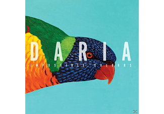 Daria - Impossible Colours - (CD)