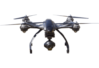 YUNEEC YUNQ4KEU Q500 4K Typhoon Black Edition Multikopter