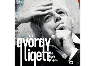 Ligeti Project - The Ligeti Project [CD]
