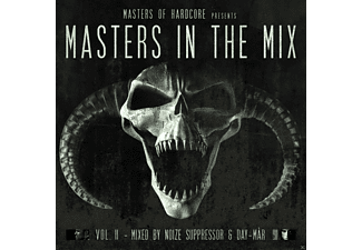 Noize Suppressor & Day-Mar Pres. - Masters Of Hardcore-Masters In The Mix - (CD)