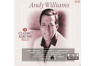 Andy Willams - Long Play Collection - (CD)