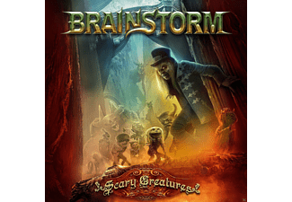 Brainstorm - Scary Creatures (Lim.Cd+Dvd Digipak) - (CD + DVD Video)