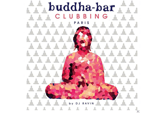 VARIOUS - Buddha Bar Clubbing-Paris - (CD)