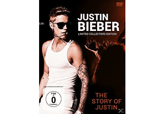 - Justin Bieber - The Story of Justin - (DVD)