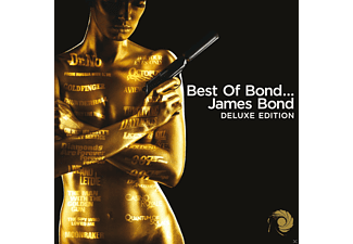 VARIOUS - Best Of Bond...James Bond (Deluxe Edition) - (CD)