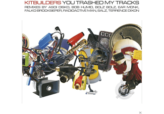 Kitbuilders - You Trashed My Tracks [CD]