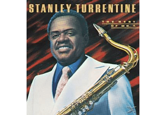 Stanley Turrentine - Best Of Mr. T. CD