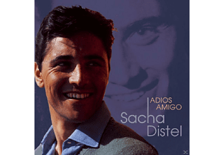 Sacha Distel - Adios Amigo [CD]