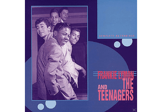 Frankie & The Teenagers Lymon - Complete Recordings   5-Cd & B - (CD)