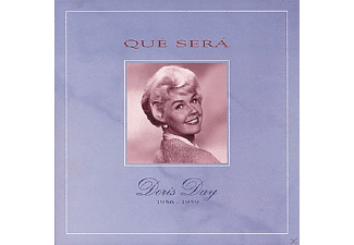 Doris Day - Que Sera, Sera   5-Cd & Book/Buch - (CD)