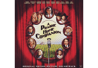 VARIOUS, Ost-original Soundtrack - A Prairie Home Companion - (CD)